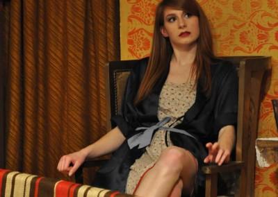 Barbara Kastelic - Pridi gola na večerjo (foto: Mojca Brkinjač)
